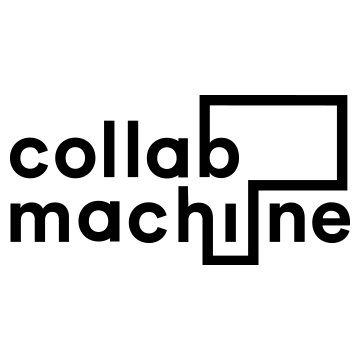 Collab machine logo 7