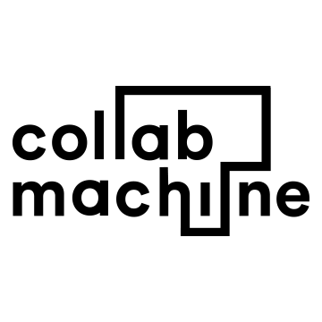 Collab machine logo 9